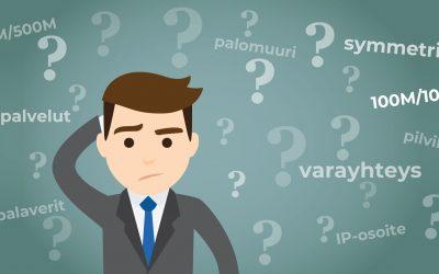 Yritysnetti hankinnassa? Ota nämä 4 asiaa huomioon